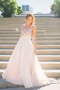 blush colored bridesmaid dress 25 best ideas about blush wedding dresses on
