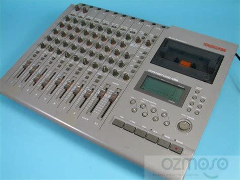 tascam portastudio cassette tascam 488 portastudio 8 track cassette dbx multi recorder