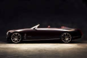 Cadillac Siel New Cadillac Ciel 4 Door Convertible Concept Wows Pebble