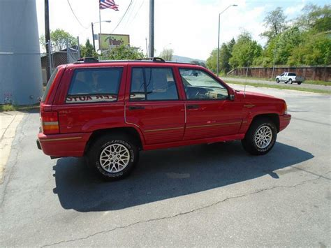 how to sell used cars 1994 jeep grand cherokee auto manual 1994 jeep grand cherokee for sale 12 used cars from 668