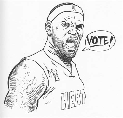 lebron coloring pages rate limit exceeded