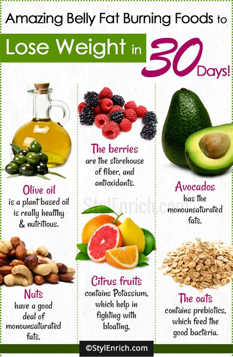 Burning Foods by Belly Burning Foods List To Lose Weight In 30 Days
