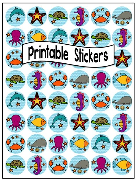 printable circular stickers 68 best printable stickers images on pinterest printable