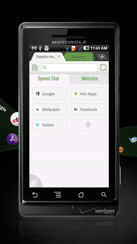 dolphin browser for android apk dolphin browser v7 02 apk android tarayıcı prondroid