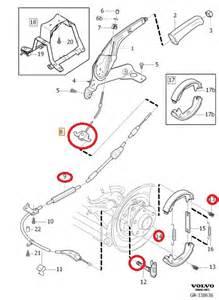 Volvo Xc90 Brake System Failure Message Xc90 Parking Brake Diagram Auto Parts Diagrams