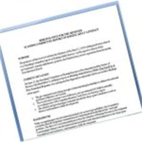 ministerial briefing template how to write briefing notes sector writing