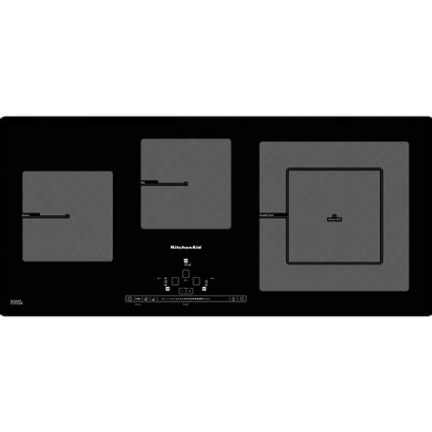 piano cottura induzione 90 cm piano a induzione 90 cm 3 zone semifilo khip3 90400