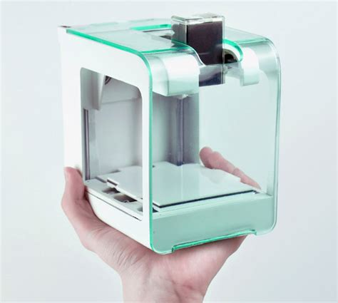 Mobile Printer 3d pocketmaker portable app smart 3d printer iphoneness