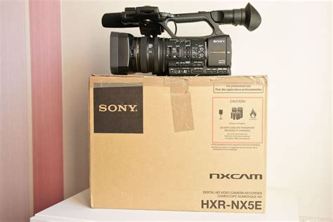 Kamera Sony Nx5 sprzedam kamera hd sony hxr nx5 elektroda pl