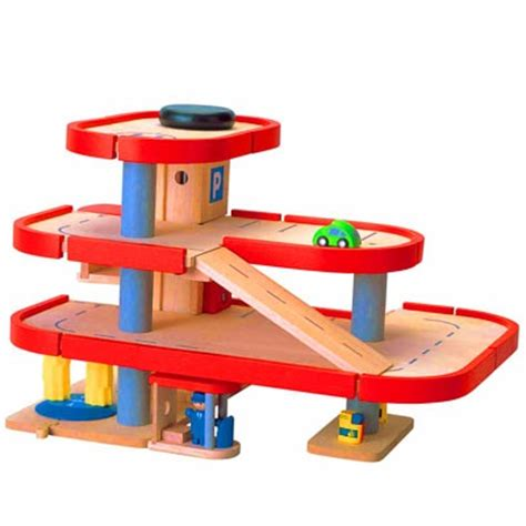 wooden toy car garage plans woodworking projects plans