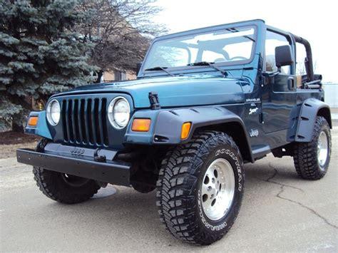 1997 jeep wrangler tj sport cars inspiration gallery