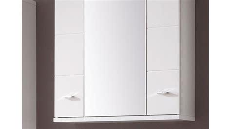 Spiegelschrank Badezimmer by Spiegelschrank Badezimmer Morning In Wei 223 Front Hochglanz
