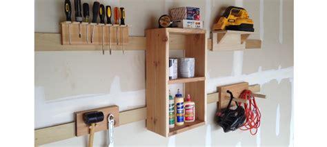 garage tools storage