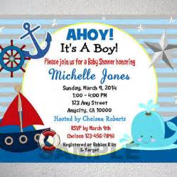 nautical baby shower invitations templates nautical baby shower invitations templates theruntime