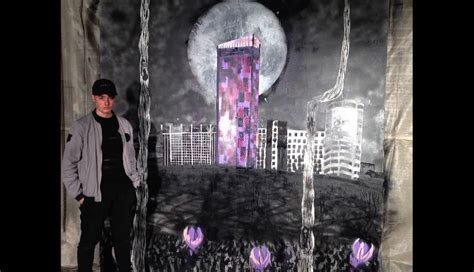 spray painter croydon student commissioned for croydon bid project