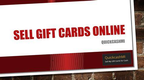 Sell My Gift Card Online - sell my gift cards by steve cooper issuu