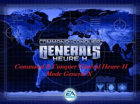 Hårmode by Command Conquer G 233 N 233 Ral Heure H Mode G 233 N 233 Ration X
