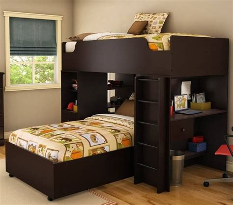 kid bed with desk 25 awesome bunk beds with desks for