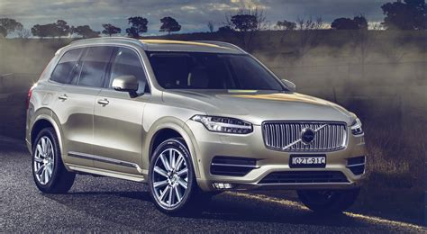 2016 volvo xc90 specs 2016 volvo xc90 pricing and specifications photos 1 of 13