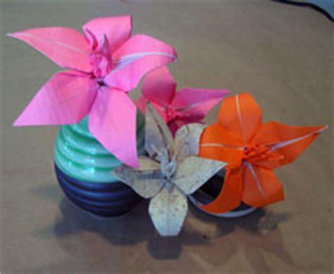 Origami Azalea - origami diagrams