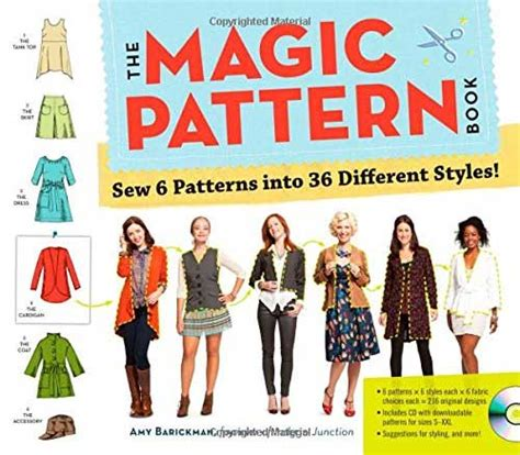 pattern magic download the magic pattern book love to sew