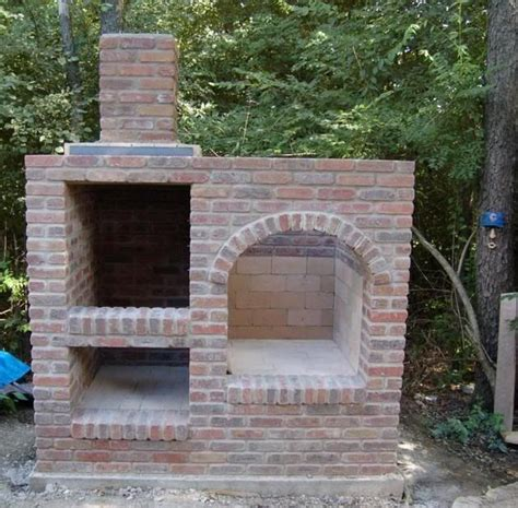 smoke house design brick bbq pit smoker designs