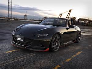 damd spices up mazda mx 5 forcegt