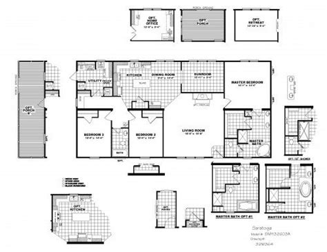 manufactured home floor plan 2010 clayton saratoga lovely schult homes floor plans new home plans design