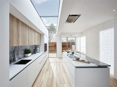 aluminium  channel kitchens blok designs