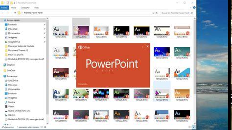 15 plantillas power point coloridas gratis diseño gráfico web