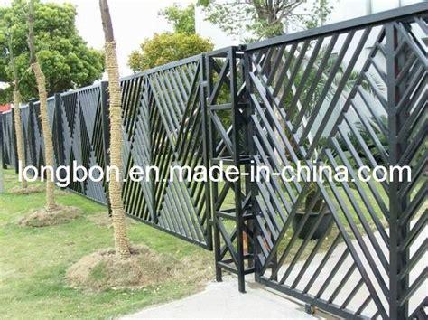Modern Wrought Iron Gates And Fences Iron Fences Wrought Iron Fences And Fence Design On