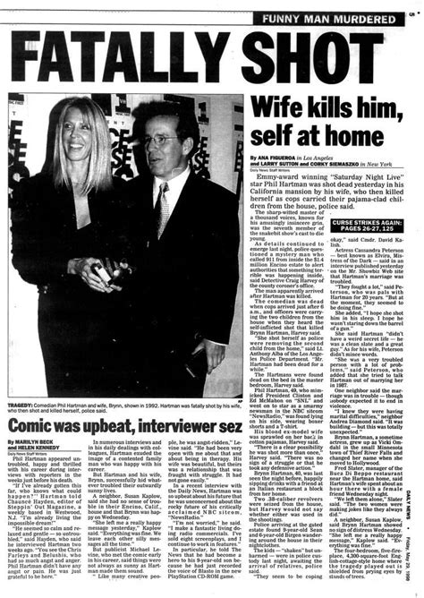 Looking Back On Phil Hartman 2 Decades After His Premature