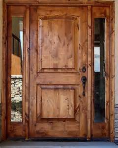 Exterior Wood Door Construction Best 25 Knotty Alder Kitchen Ideas On Pinterest Rustic Cabinets Island Contestants And