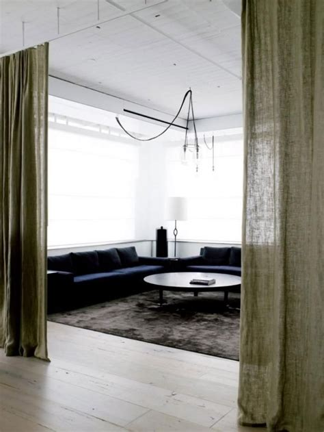 drapery loft 1000 ideas about room divider curtain on pinterest