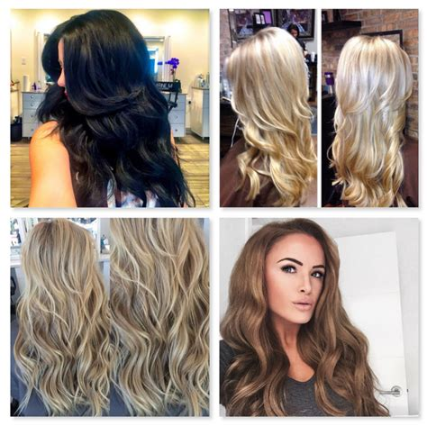 brown clip in hair extensions cashmere hair cashmere hair extensions real customers wearing cashmere