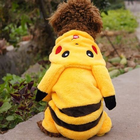 pikachu puppy popular pikachu costume buy cheap pikachu costume lots from china pikachu