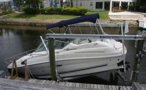 boat lift guide rails boat lift maintenance imm quality boat lifts