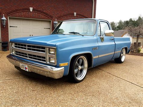 1986 Gmc Chevy C10 Bed Shop Truck For Sale