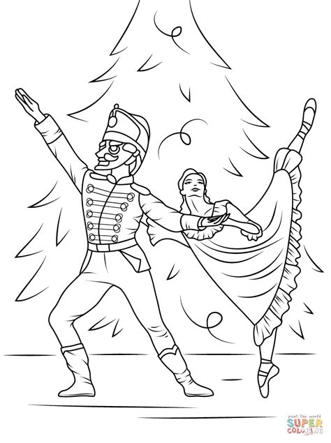 dance coloring pages free printable nutcracker ballet coloring page free printable coloring