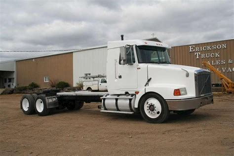 heavy duty volvo 1996 volvo wia64 heavy duty cab chassis truck for sale