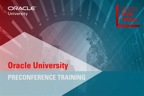 oracle tutorial for experienced make the most of your conference experience with oracle