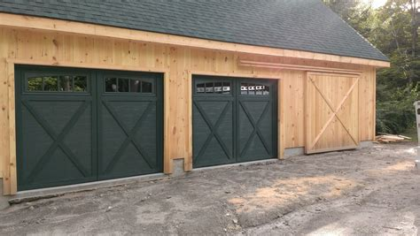 Overhead Barn Doors Overhead Barn Doors Outdoor Wood Sheds Overhead Barn Doors And How To Frame A Garage Door In