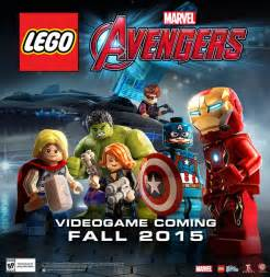 Lego announces marvel s avengers video game and 3000 piece