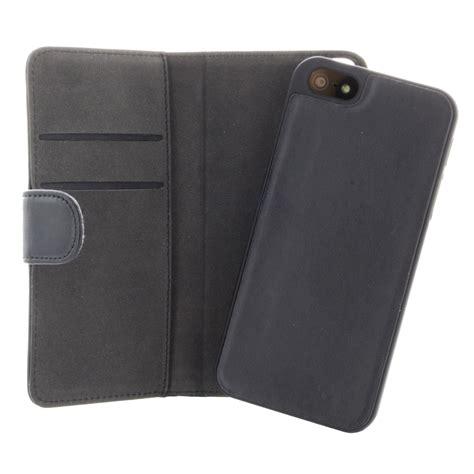 Gear Iphone 5 gear iphone 5 s se wallet 2 0 sort aftageligt magnetcover