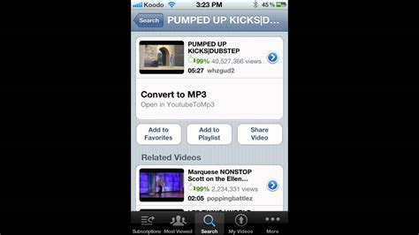 Download Mp3 From Youtube Tweak | youtube to mp3 cydia tweak youtube