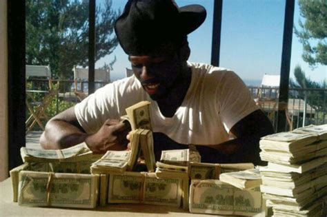 50 cent to the bank 60 times 50 cent rapped about his money vulture