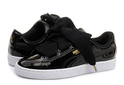 sneaker heals shoes basket patent wns 36307301 blk