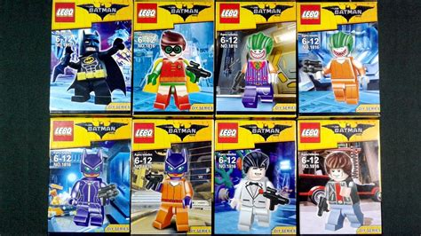 Lego Joker Prison The Batman Lebq Bootleg lego batman minifigures bootleg knock lebq 1816