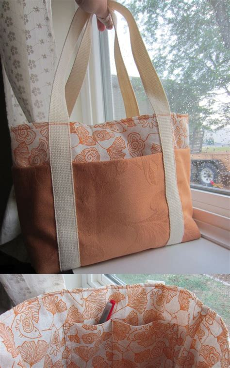 Handmade Bag Tutorial - 25 best ideas about tote bag tutorials on