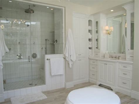 Glass Shower Enclosure Design   Traditional   bathroom